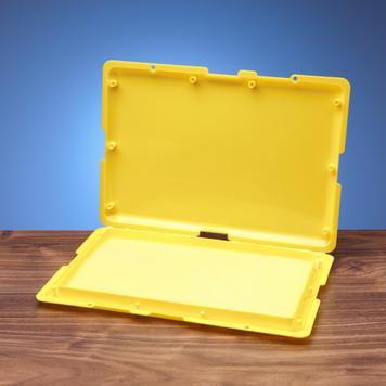 """Schaumstoffeinlage für Versandbox """"Yellow"""""""