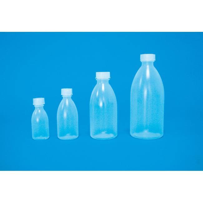 Enghalsflasche mit Verschluss